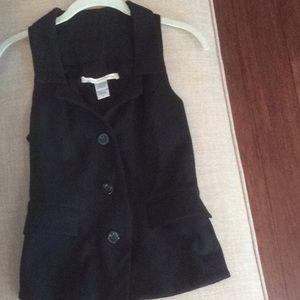 "DVF vest jacket "" Consuela""."